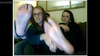 chatroulette girls feet 12